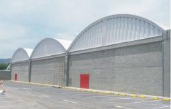 Bohai Curve Roof Roll Forming Machine (BH240)