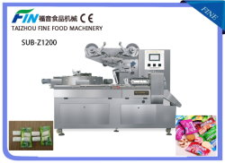 Chewing Sugar High Speed Automatical Pillow Packing Machine