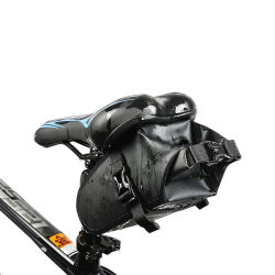 Mountain Bike Outdoor Sport Cycling Waterproof Bicycle Seatpost Bag