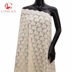 High Quality Soft 100% Cotton Polish Lace Fabric for Celebrant