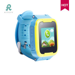 China Factory GPS Position Tracking Remote Control Smart Watch for Kids