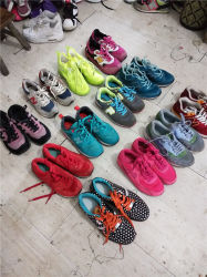 Used Clothing Used Sport Shoes with AAA Grade Quality