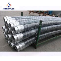 10bar Abrasion Resistant Concrete Pump Rubber Hose Inch 2'' to 6''