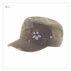 3f93e2fd6755b Embroidery Cotton Military Baseball Cap Army Cap
