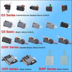 Micro Switch for Boat Motor Driver Seat Wheel Chair