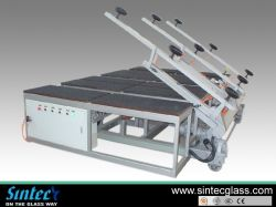 Multi Function Glass Cutting Breaking Table Glass Loader