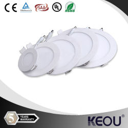 Recessed High Power Round LED Downlights for Home Hotel Office