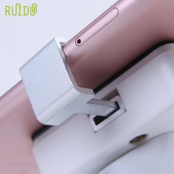 Mechanical Protect with Clamps for Mobile Phone, Tablet PC
