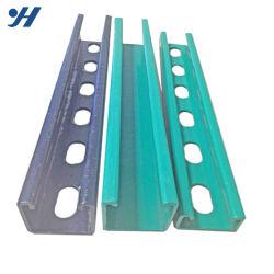 Building Wall Stud Lightweight Galvanized Metal Channel Steel
