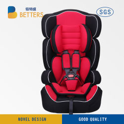 Best Price Baby Safety Car Seat with HDPE Backrest for Child