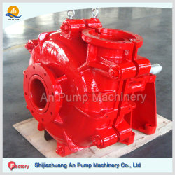 High Efficiency Horizontal Rubber Impeller 10/8 Slurry Pump