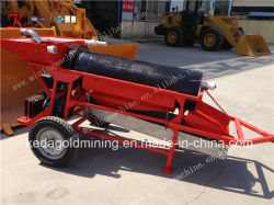 China Small Scale Placer Alluvial Gold Wash Plant for Sale