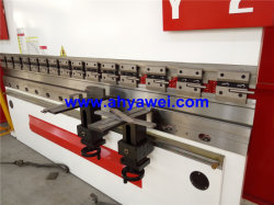 CNC Back Gauge Synchronize Folder Machine