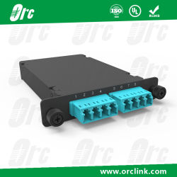 12f/24f Sm/Om3/Om4 MPO/MTP Rack Data Center Cable Management Solution 12f