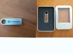 Customized Laser Engraved 3D Logo USB Key Memory Flash Pendrive USB Stick