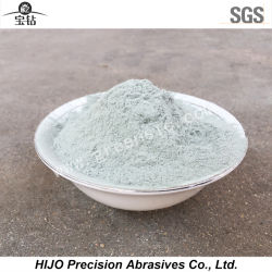 F400 Green Silicon Carbide Powder Used as Ceramic Material