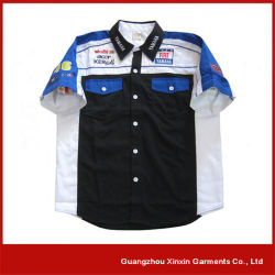 Professional Factory F1 Shirt Design Manufacturer (S17)