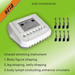 Body Shaper Slimming Leg Arm Neck Shaping Machine with Ce F-9002b