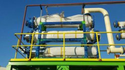 Continuous Tire Pyrolysis Plant with Ce and ISO