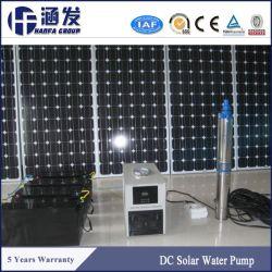 Solar Pump for Deep Well