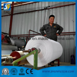 Paper Pulp and Waste Paper Recycling Jumbo Roll Toilet Tissue Paper Roll Making Machine
