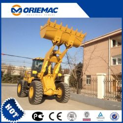 Chinese XCMG New 6 Ton Large Size Wheel Loader Lw600K