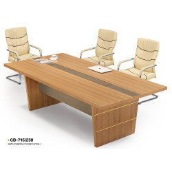 Melamine Meeting Conference Boardroom Table Office Furniture