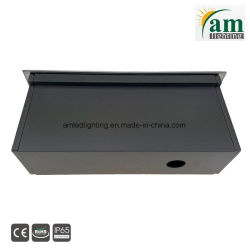 316 Stainless Steel Outdoor LED Wall Light 5W LED for Step and Stair