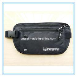 RFID Anti Theft Sport Money Belt with Climbing Clip