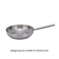Cookware Set 3PCS Casserole/Saucepan/Frypan with Glass Lid
