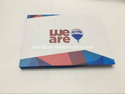 Customed Paper Video Card USB Stick Business Card Greeting USB Webkey Card