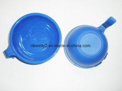 Blue Plastic Dye Bowl