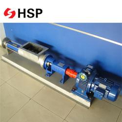 High Viscosity Screw Pump, Progressive Cavity Pump, Positive Displacement Pump for Chemical Slurry