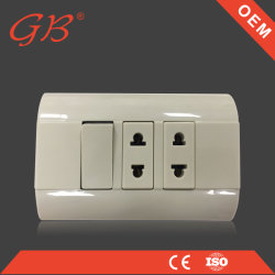 Wholesale Electric Electrical Wall Switch Socket South America