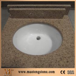 Por Strong Brown Multicolor Quartz Solid Surface Lowes Bathroom Countertops