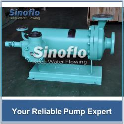 Gas Seal Slurry Handling High Temperature Canned Motor Shield Pump