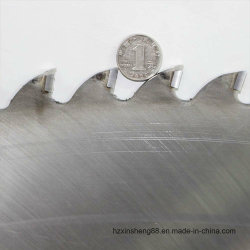 Customize Carbide Blade Woodworking Big Diameter Saw Blade with Metal Knife