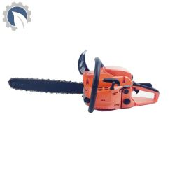 2-Stroke Feature and Petrol/Gas Power Type Gasoline 5200 Chain Saw