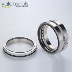 YALAN U46 Multi-spring Mechanical Seal for Centrifugal Pumps, Axially Split Pumps, Slurry Pumps, Vacuum Pumps, Compressors, Mixers and Paper Machine