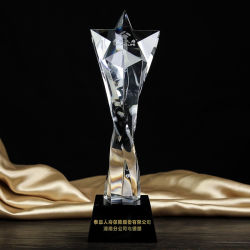 China Blank Crystal Trophy, Blank Crystal Trophy Wholesale