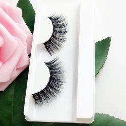 2019 Factory Price Silk Natural Mink Eyelashes Faux Mink Eye Lash