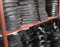 Slurry Pump Spare Parts Polymer Rubber R55 Throat Bush