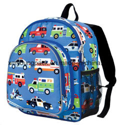 Custom Printed 600 Denier Fabric Kids Nursery Backpack Bag