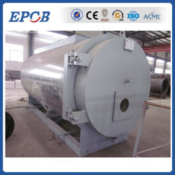 Fully Automatical Control Wns Diesel Fuel Stainless Boiler