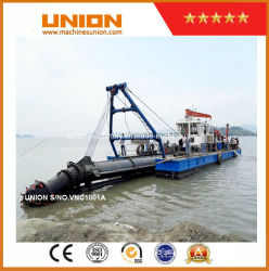 Hydraulic Cutter Suction Dredger Machine for Sand Pumping