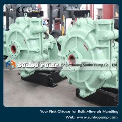 China Manufacturer Centrifugal Abrasion Resistant Slurry Pump