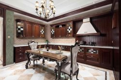Welbom Premade Ready to Assemble Solid Wood Kitchen Cabinets