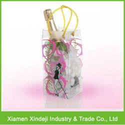 Recyclable PVC Ice Bag for Wine