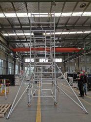 Alloy Aluminum Alu Mobile Tower Scaffolding