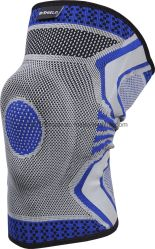 Nylon Sports Brace Protective Knitted Elastic Knee Support